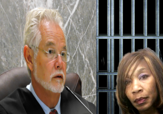 Debbie O'Flaherty will be sentenced Friday June 19 2015 by embattled Broward  County Judge
